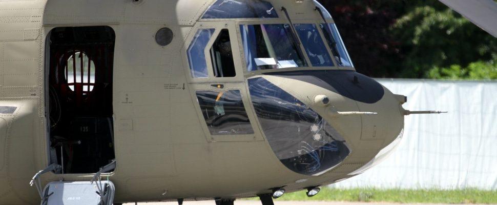 Hubschrauber der US