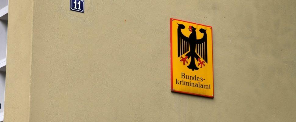 Bundeskriminalamt, sobre dts