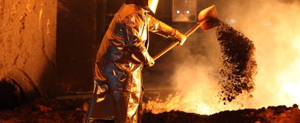 Steel production, about dts