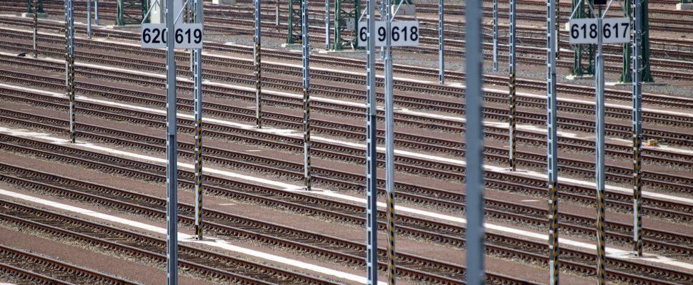 Gleisanlage, über dts