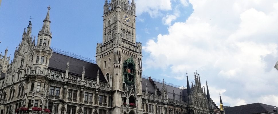 Neues Rathaus München, über dts