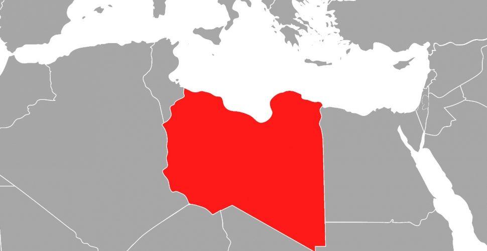 Libyen, über dts