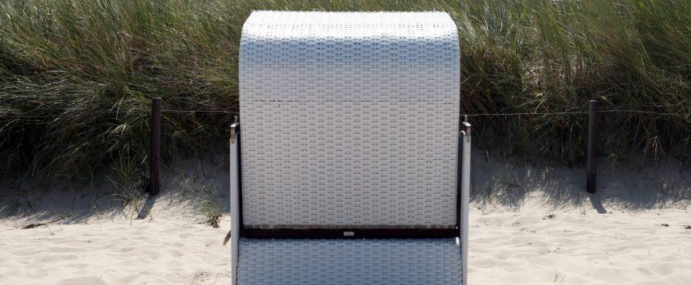 Silla de playa, sobre dts