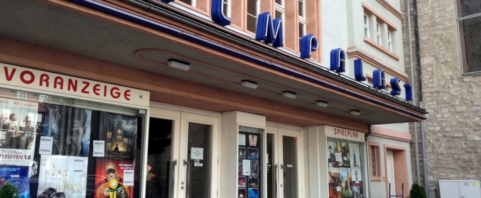 Kino, über dts