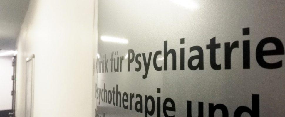 Klinik für Psychiatrie, über dts