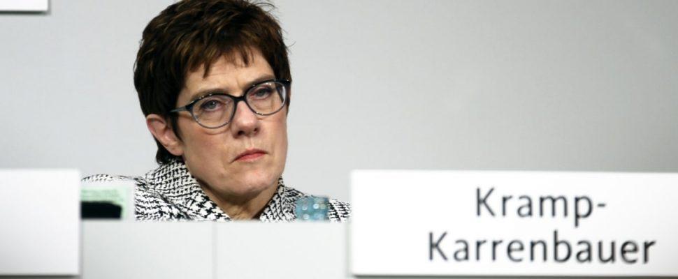 Annegret Kramp