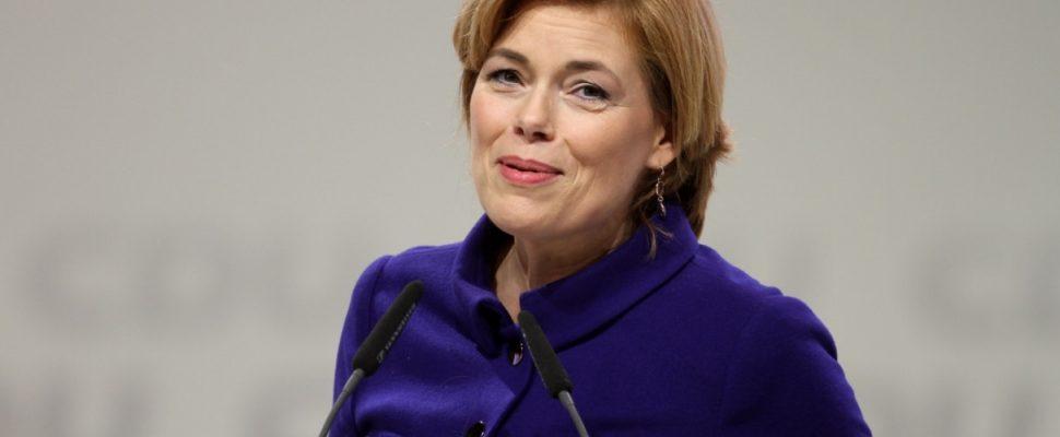 Julia Klöckner, über dts