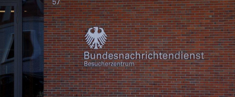 Bundesnachrichtendienst, über dts