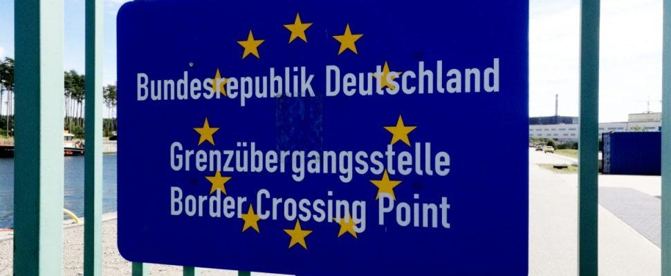 Deutsche Grenze, über dts