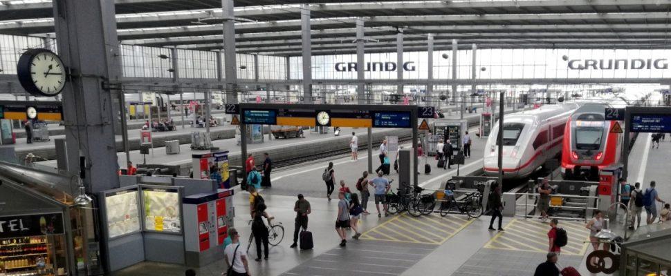 München Hauptbahnhof, über dts