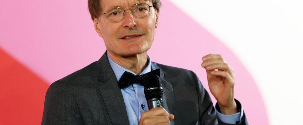 Karl Lauterbach, über dts
