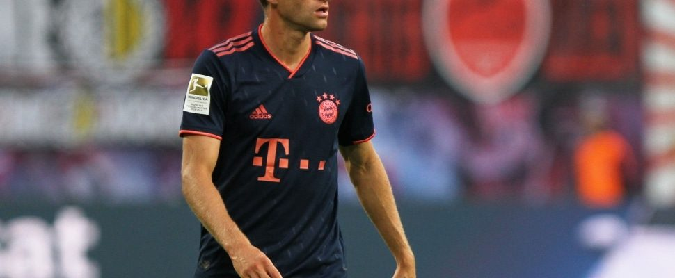 Thomas Müller (FC Bayern), about dts