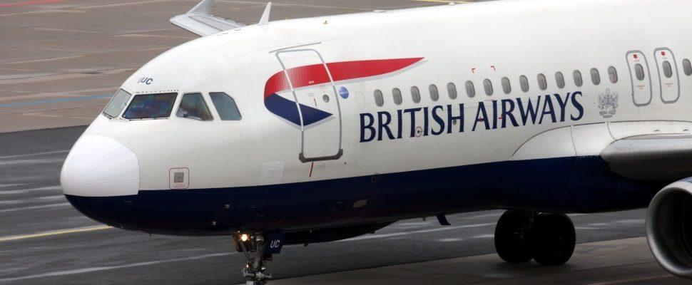 British Airways, über dts