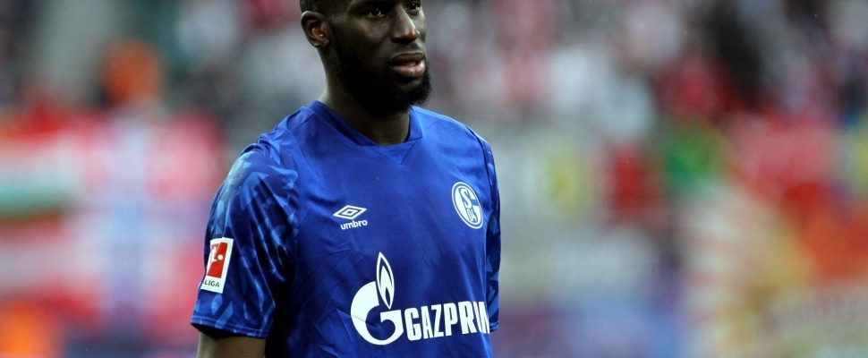 Salif Sané (Schalke), sobre alemán