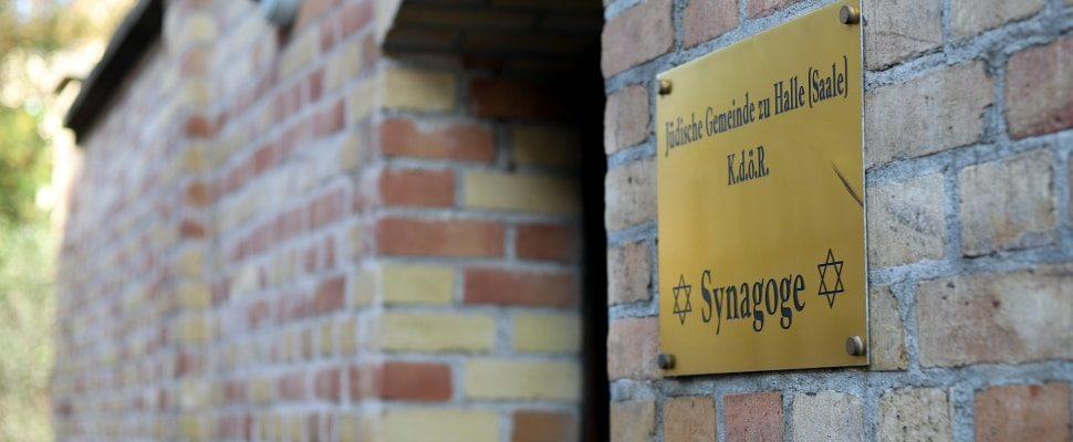 Synagoge in Halle (Saale), über dts
