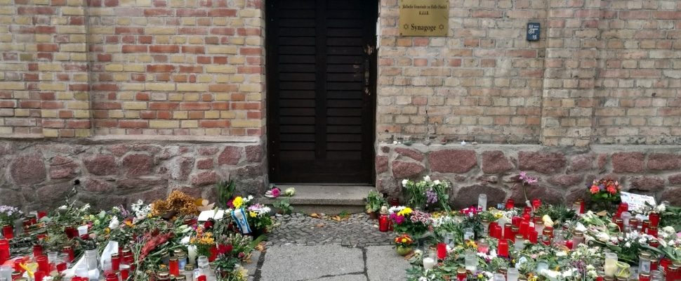 Trauer nach Anschlag in Halle, über dts