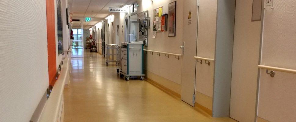 Couloir de l'hôpital, à propos de dts