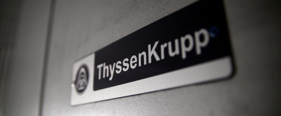 Thyssenkrupp, über dts