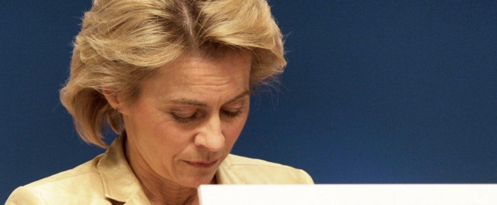 Ursula von der Leyen, über dts