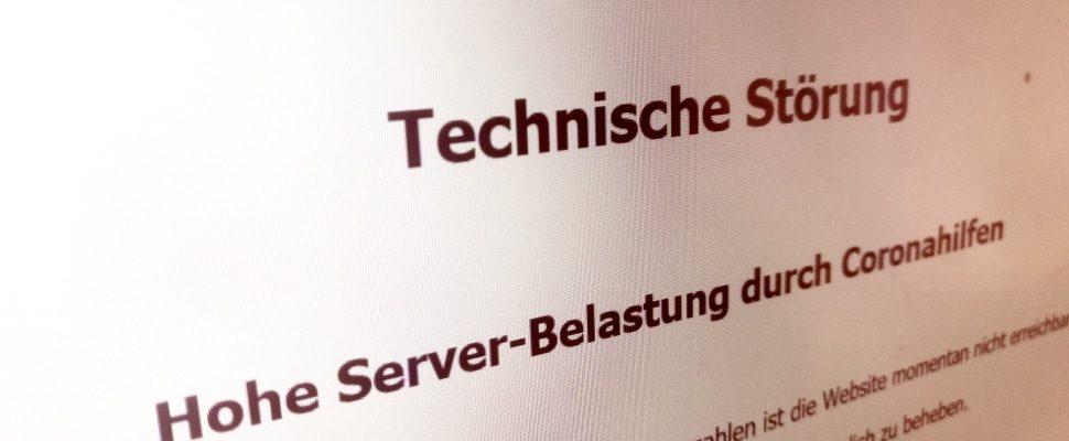 Página de inicio de Investment Bank Berlin, a través de dts