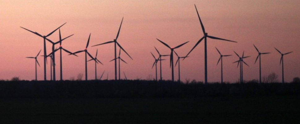 Wind turbines, about dts