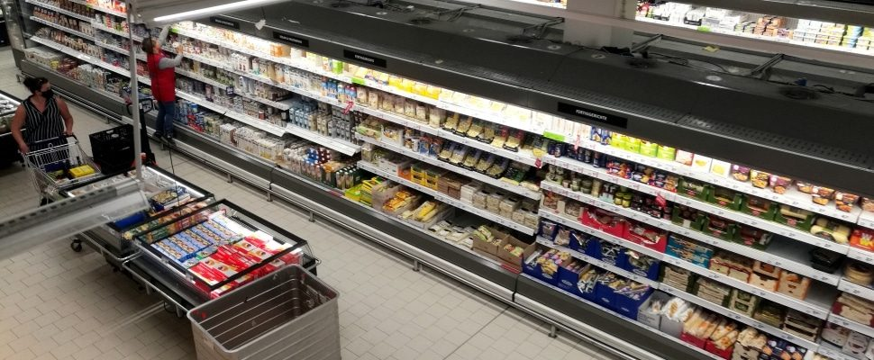 Supermarkt, über dts