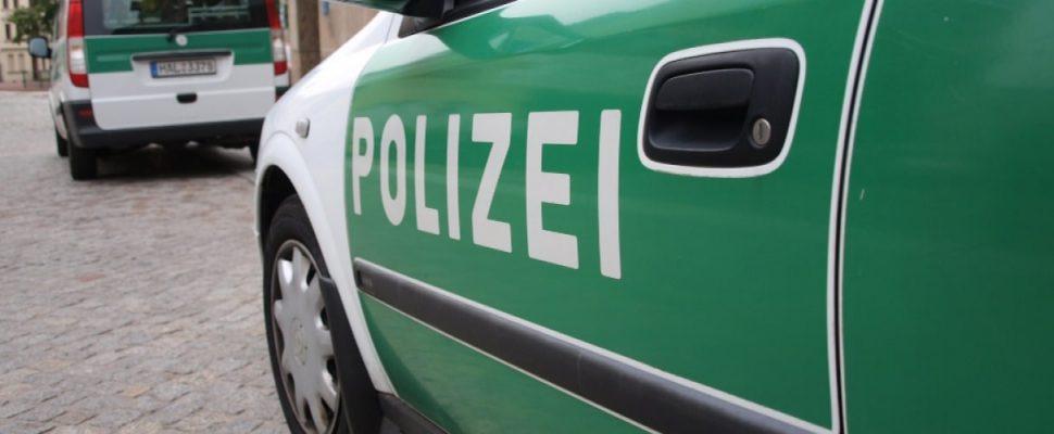 coche dañado | Imagen: Departamento de Policía de Kirchheimbolanden