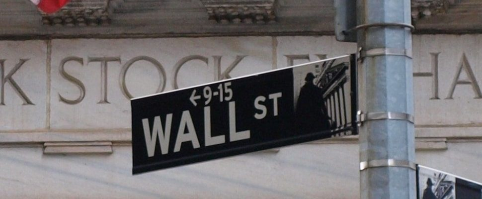 Wallstreet in New York, about dts