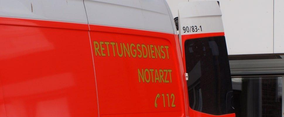 Ambulancia, sobre dts