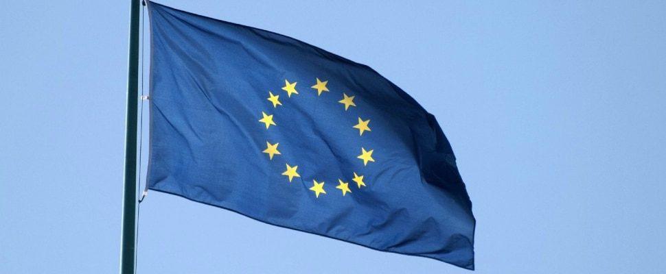 Europaflagge, über dts
