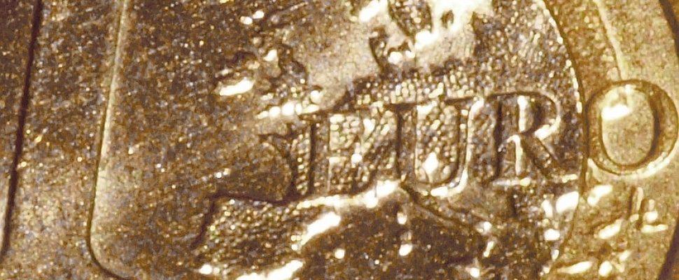 Moneda de euro, sobre dts