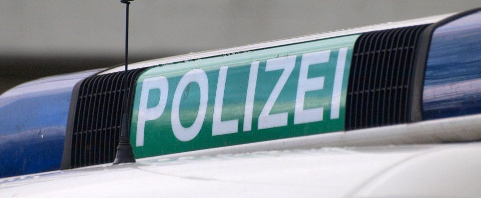 Polizeiwagen, über dts