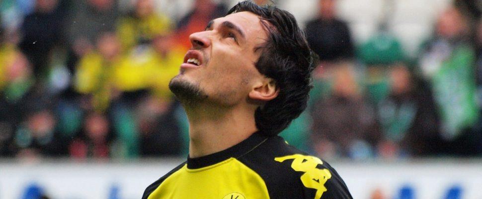 Mats Hummels (Borussia Dortmund), about dts