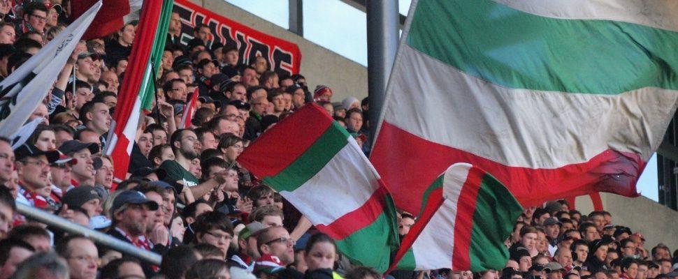 Fans des FC Augsburg, über dts