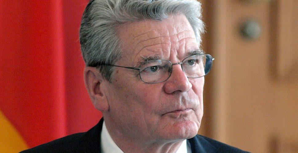 Joachim Gauck, über dts