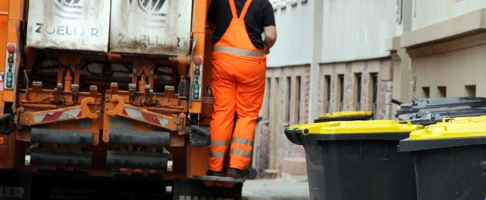 Müllabfuhr, über dts