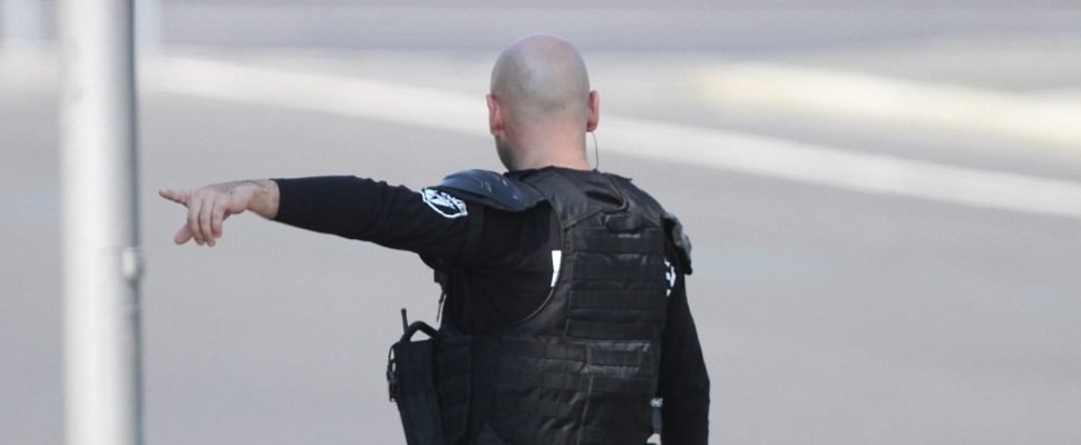 Polizist, über dts