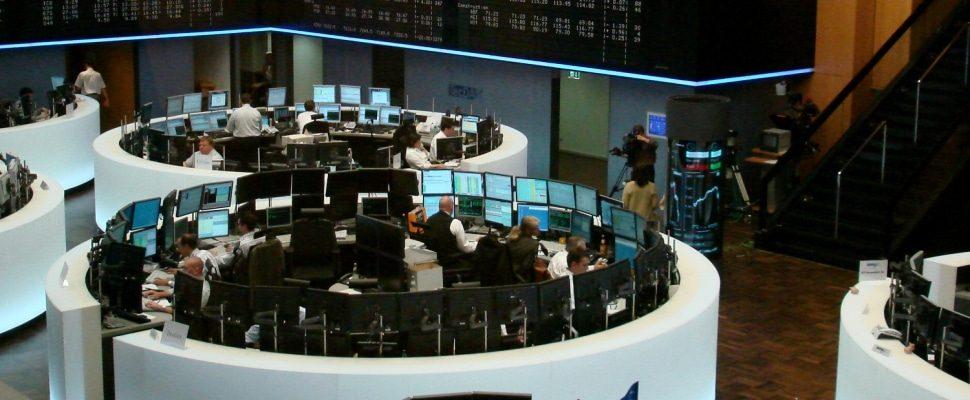 Frankfurter Wertpapierbörse, über dts