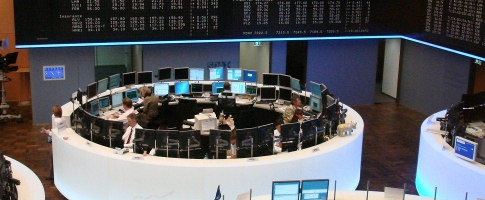 Bolsa de Frankfurt, sobre dts