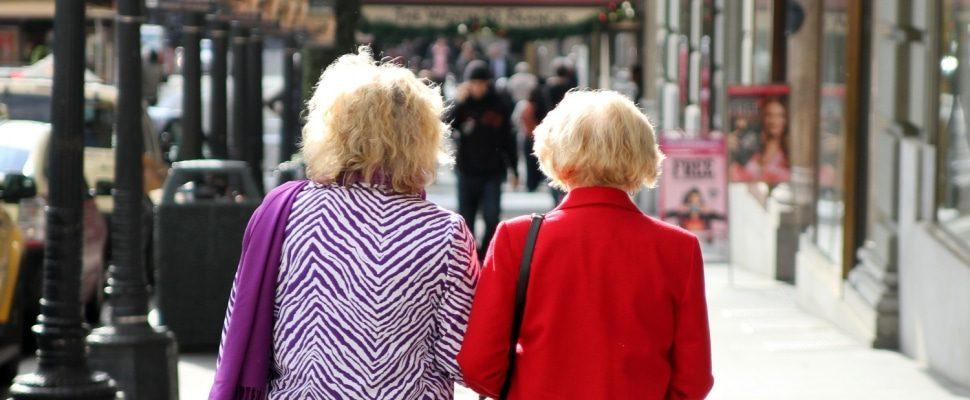 Wohlhabende Senioren, über dts