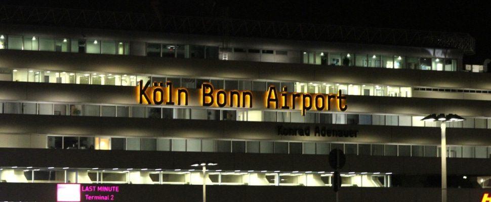Flughafen Köln/Bonn, über dts