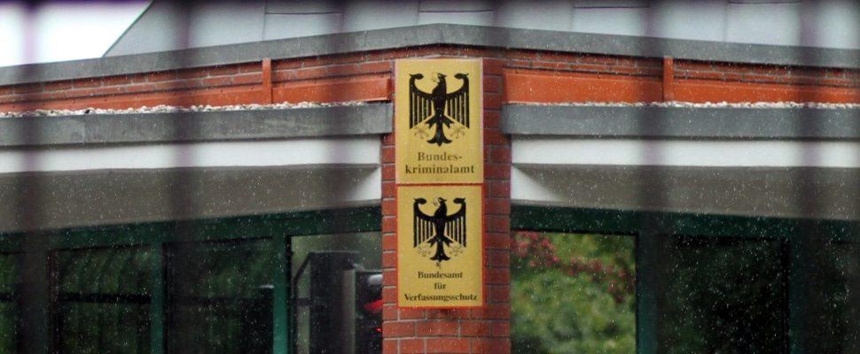 Bundeskriminalamt (BKA) und Bundesamt für Verfassungsschutz, über dts