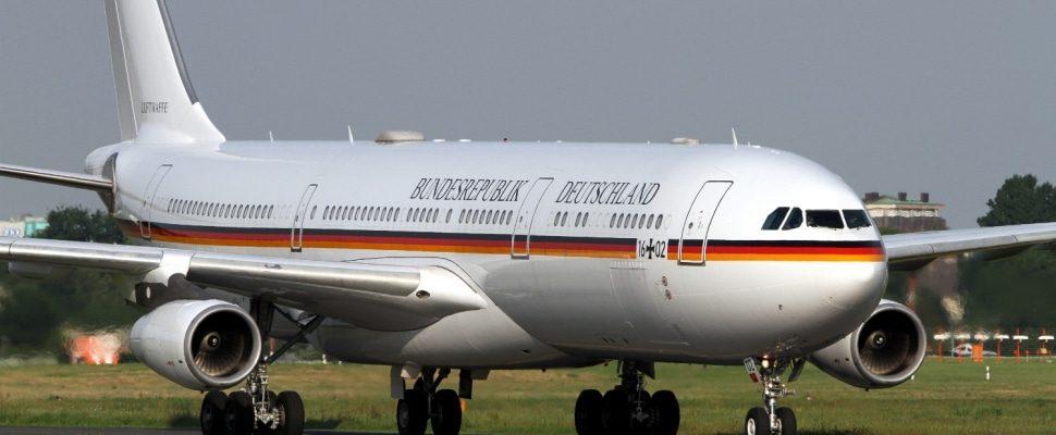 Regierungsjet A340
