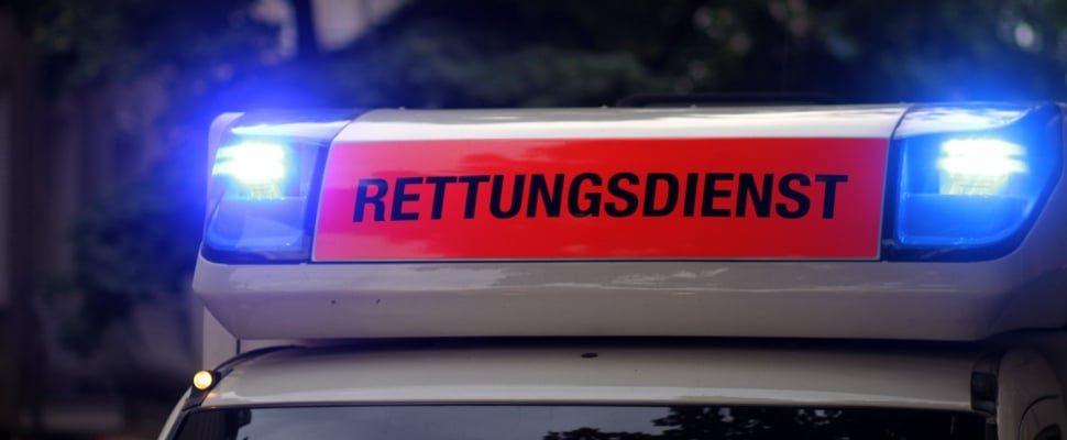 Rettungsdienst, über dts