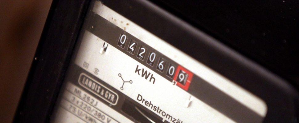 Stromzähler, über dts