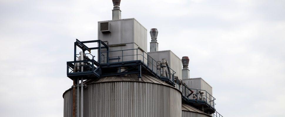Industrieanlage, über dts