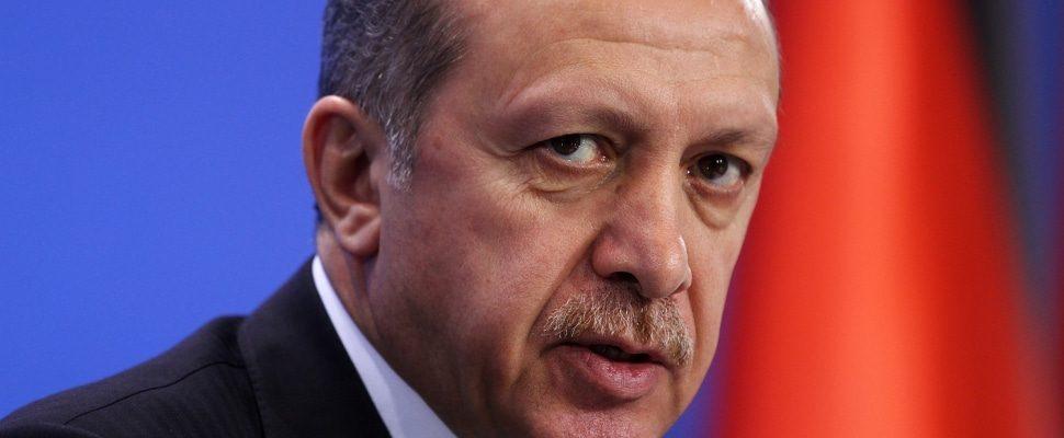 Recep Tayyip Erdogan, en dts