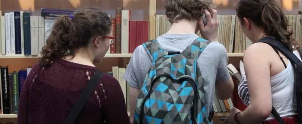 Jugendliche Leser, über dts