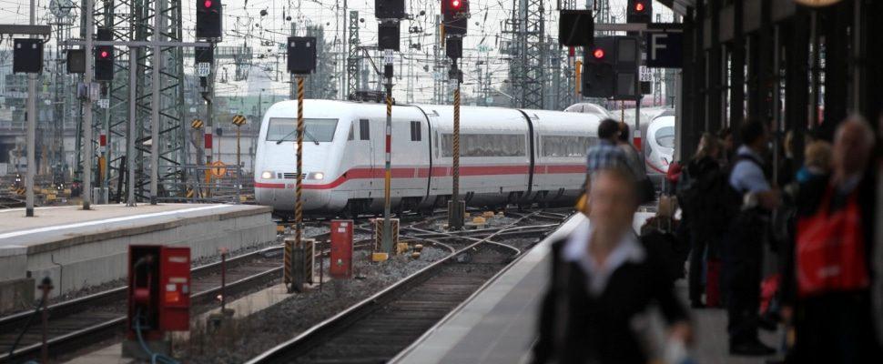 ICE der Deutschen Bahn, über dts