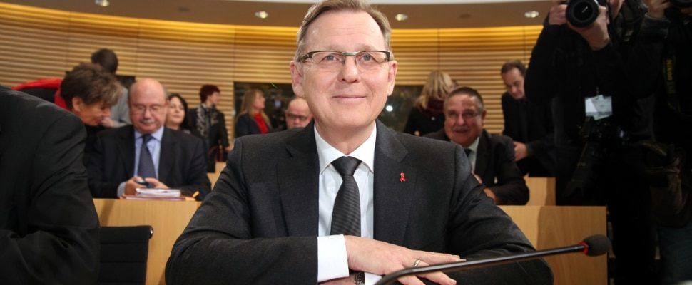 Bodo Ramelow im Erfurter Landtag, über dts